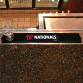 "Washington Nationals Drink Mat 3.25""x24"""