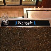 "Kansas City Royals Drink Mat 3.25""x24"""
