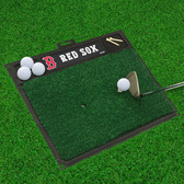 "Boston Red Sox Golf Hitting Mat 20"" x 17"""