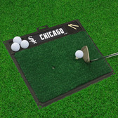 "Chicago White Sox Golf Hitting Mat 20"" x 17"""