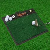 "Detroit Tigers Golf Hitting Mat 20"" x 17"""