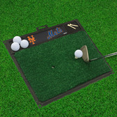 "New York Mets Golf Hitting Mat 20"" x 17"""