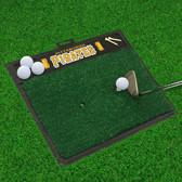 "Pittsburgh Pirates Golf Hitting Mat 20"" x 17"""