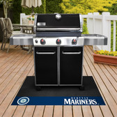"Seattle Mariners Grill Mat 26""x42"""
