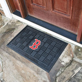 Boston Red Sox Medallion Door Mat
