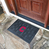 Cleveland Indians Medallion Door Mat