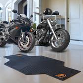 "Baltimore Orioles Motorcycle Mat 82.5"" L x 42"" W"