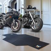 "Miami Marlins Motorcycle Mat 82.5"" L x 42"" W"