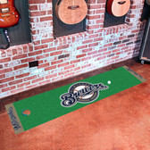 Milwaukee Brewers Putting Green Runner