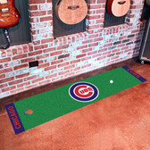 Chicago Cubs Putting Green Runner
