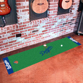 Los Angeles Dodgers Putting Green Runner