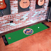 New York Mets Putting Green Runner