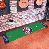 Washington Nationals Putting Green Runner