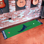 Tampa Bay Rays Putting Green Runner