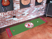 Boston Red Sox Putting Green Runner