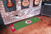 Cincinnati Reds Putting Green Runner