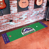 Colorado Rockies Putting Green Runner