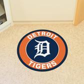 Detroit Tigers Roundel Mat