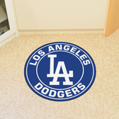 Los Angeles Dodgers Roundel Mat