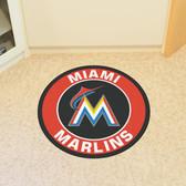 Miami Marlins Roundel Mat