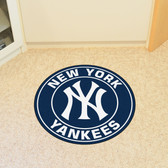 New York Yankees Roundel Mat