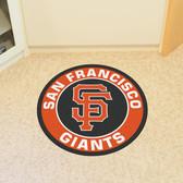 San Francisco Giants Roundel Mat