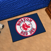 "Boston Red Sox Starter Rug 19""x30"""