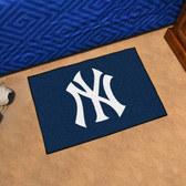 "New York Yankees Starter Rug 19""x30"""
