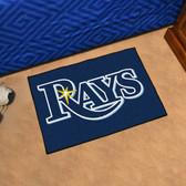 "Tampa Bay Rays Starter Rug 19""x30"""