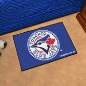 "Toronto Blue Jays Starter Rug 19""x30"""