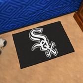 """Chicago White Sox Starter Rug 19""""x30"""""""