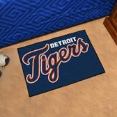 "Detroit Tigers Starter Rug 19""x30"""