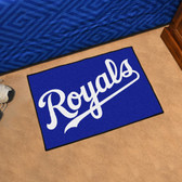 "Kansas City Royals Starter Rug 19""x30"""