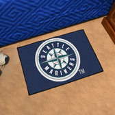 "Seattle Mariners Starter Rug 19""x30"""