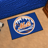 "New York Mets Starter Rug 19""x30"""