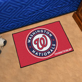 "Washington Nationals Starter Rug 19""x30"""