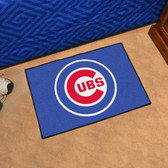 "Chicago Cubs Starter Rug 19""x30"""