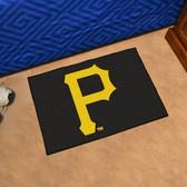 "Pittsburgh Pirates Starter Rug 19""x30"""