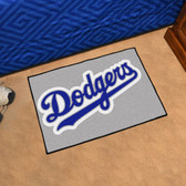 "Los Angeles Dodgers Starter Rug 19""x30"""