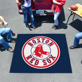 Boston Red Sox Tailgater Rug 5'x6'
