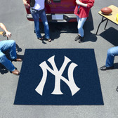 New York Yankees Tailgater Rug 5'x6'