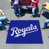 Kansas City Royals Tailgater Rug 5'x6'