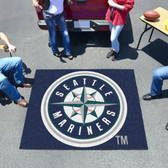 Seattle Mariners Tailgater Rug 5'x6'