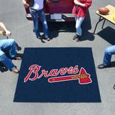 Atlanta Braves Tailgater Rug 5'x6'