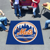 New York Mets Tailgater Rug 5'x6'