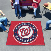 Washington Nationals Tailgater Rug 5'x6'