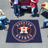 Houston Astros Tailgater Rug 5'x6'