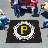 Pittsburgh Pirates Tailgater Rug 5'x6'