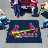 St. Louis Cardinals Tailgater Rug 5'x6'