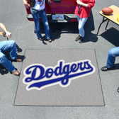 Los Angeles Dodgers Tailgater Rug 5'x6'
